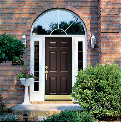 legacy steel entry door
