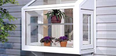 garden window outside